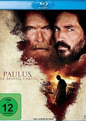 """Bibelstunde: Wir verlosen """"Paulus, der Apostel Christi"""" mit Jim Caviezel auf BD"""