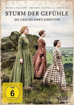 """Wir verlosen das Drama """"Sturm der Gefühle - Das Leben der Brontë Schwestern"""" auf DVD"""