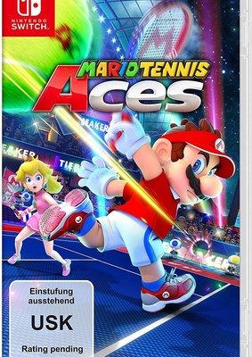 """Wir verlosen zwei Fanpakete zu """"Mario Tennis Aces"""" für Nintendo Switch"""