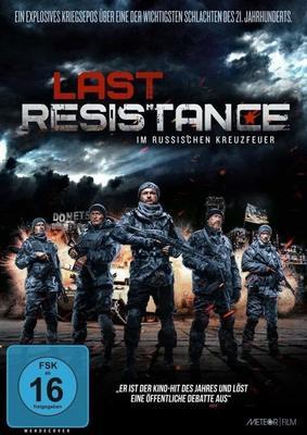 """Heldenhafter Kampf: Wir verlosen eine DVD oder BD zum Kriegsfilm """"Last Resistance - Im russischen Kreuzfeuer"""""""