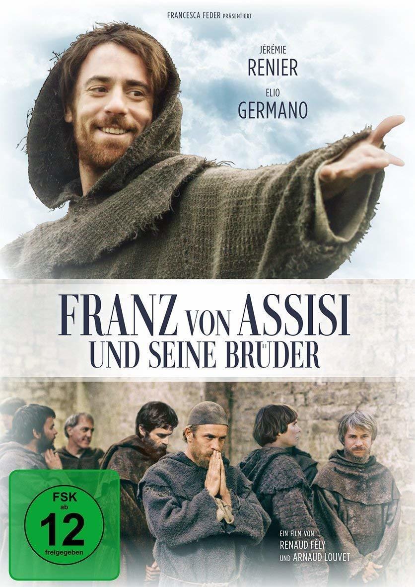 """Franziskus, Name des Friedens: Wir verlosen eine DVD zum historischen """"Franz von Assisi und seine Brüder"""""""