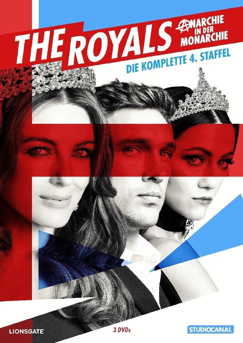 """Königliches Drama: Wir verlosen eine DVD oder BD zur vierten Staffel der Hit-Serie """"The Royals"""""""