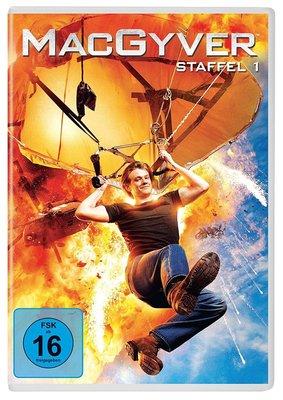 """Exzentrisches Genie: Wir verlosen eine DVD zur ersten Staffel der Action-Serie """"MacGyver"""""""