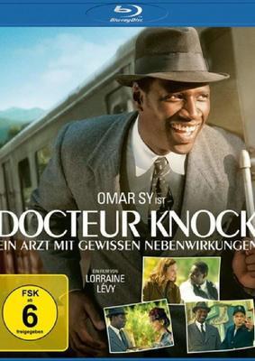 """Ein Arzt und Dieb: Wir verlosen zur Komödie """"Docteur Knock - Ein Arzt mit gewissen Nebenwirkungen"""" eine BD"""