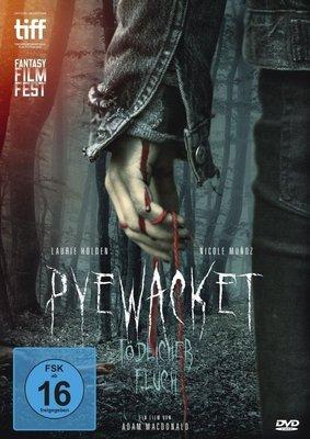 """Todesfluch: Wir verlosen zum düsteren Horror-Trip """"Pyewacket - Tödlicher Fluch"""" eine DVD oder BD"""
