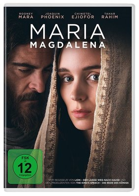 """Ein Mysterium: Wir verlosen zum Drama """"Maria Magdalena"""" eine DVD und BD"""