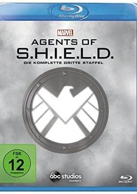 """Im Kampf für die Erde: Wir verlosen zur dritten Staffel von """"Marvel's Agents of S.H.I.E.L.D."""" eine BD"""