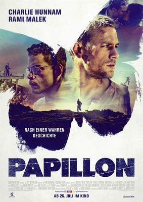 """Flucht um zu überleben: Zum Kinostart des eindringlichen Dramas """"Papillon"""" verlosen wir Freikarten"""