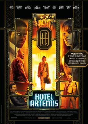 """Die letzte Zuflucht: Zum Kinostart des Sci-Fi-Actioners """"Hotel Artemis"""" verlosen wir Freikarten"""