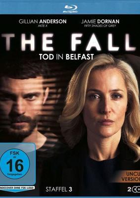 """Dem Verbrechen auf der Spur: Wir verlosen zur dritten Staffel von """"The Fall - Tod in Belfast"""" eine BD"""