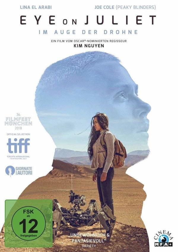 """Liebe über Kontinente hinweg: Wir verlosen zum Drama """"Eye on Juliet - Im Auge der Drohne"""" eine DVD"""