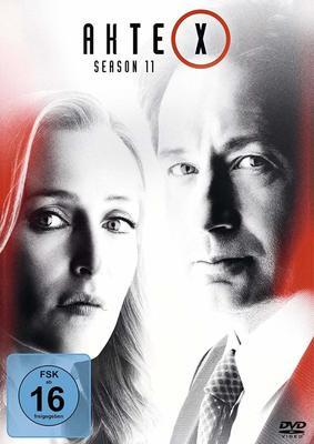 """Die Wahrheit ist da draußen: Wir verlosen zu """"Akte X - Season 11"""" eine DVD und BD"""