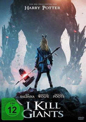 """Im Kampf gegen Riesen: Wir verlosen zum Fantasy-Hit """"I Kill Giants"""" eine DVD oder BD"""