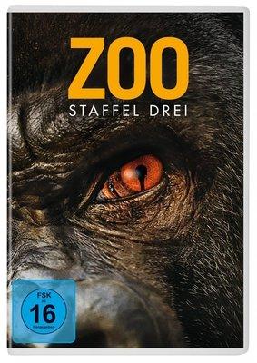"""Die Natur schlägt zurück: Wir verlosen zur dritten Staffel von """"Zoo"""" eine DVD"""