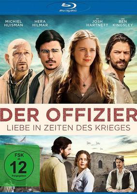 """Krieg und Liebe: Wir verlosen zum Drama """"Der Offizier - Liebe in Zeiten des Krieges"""" eine BD"""