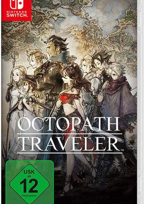 """Wir verlosen zwei Fanpakete zu """"Octopath Traveler"""" für Nintendo Switch"""
