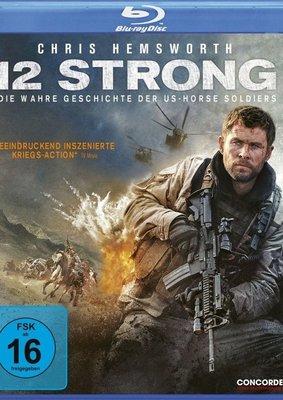 """Im Kampf für die Freiheit: Wir verlosen zum Actioner """"12 Strong – Die wahre Geschichte der US-Horse Soldiers"""" eine BD und eine UHD"""