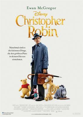 """Tag der Freundschaft: Zum Kinostart von Disneys """"Christopher Robin"""" verlosen wir ein tolles Fan-Paket"""