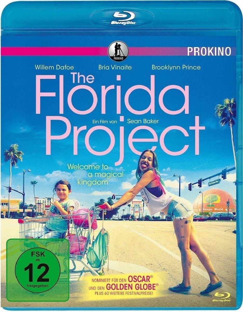 """Schönheit im Hässlichen: Wir verlosen zum herausragenden """"The Florida Project"""" eine BD"""