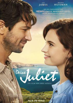 """Guernseyer Freunde von Dichtung und Kartoffelschalenauflauf: Zum Kinostart von """"Deine Juliet"""" verlosen wir ein Fan-Paket"""