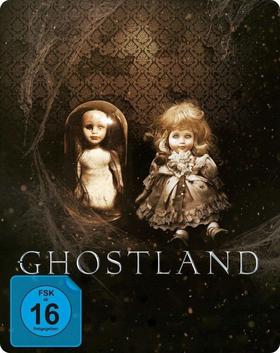 """Willkommen im Alptraum: Wir verlosen zum Horror-Hit """"Ghostland"""" ein Limited Steelbook"""