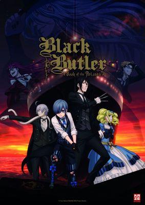 "Kazé Anime Night: Gewinnt zum Kino-Highlight ""Black Butler - Book of the Atlantic"" am 28.08. Kinokarten"