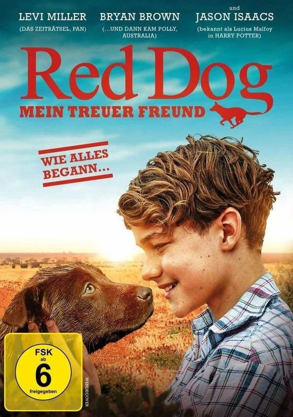 """Wie alles begann: Wir verlosen zum Abenteuer """"Red Dog - Mein treuer Freund"""" eine DVD und BD"""