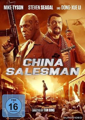 """Action-Kracher: Wir verlosen zum Actioner """"China Salesman"""" mit Tyson und Seagal eine DVD oder BD"""