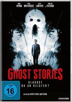 """Glaubst du an Geister: Wir verlosen den spannenden """"Ghost Stories"""" auf DVD oder BD"""