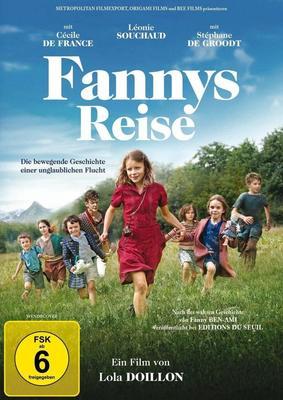 """Eine unglaubliche Flucht: Wir verlosen das beeindruckende Drama """"Fannys Reise"""" auf DVD oder BD"""