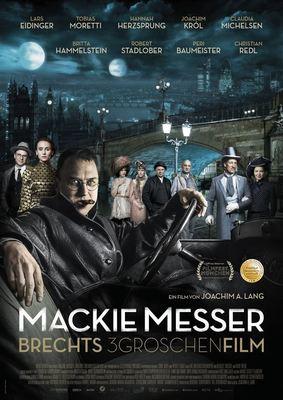 """Im Kampf gegen die Filmindustrie: Zum Kinostart von """"Mackie Messer - Brechts Dreigroschenfilm"""" verlosen wir ein Fan-Paket"""