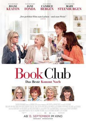"""Fifty Shades of Grey im Buchclub: Zum Kinostart von """"Book Club - Das Beste kommt noch"""" verlosen wir ein tolles Fan-Paket"""