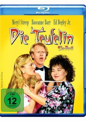 """Diabolisch: Wir verlosen den Filmklassiker """"Die Teufelin"""" auf BD"""