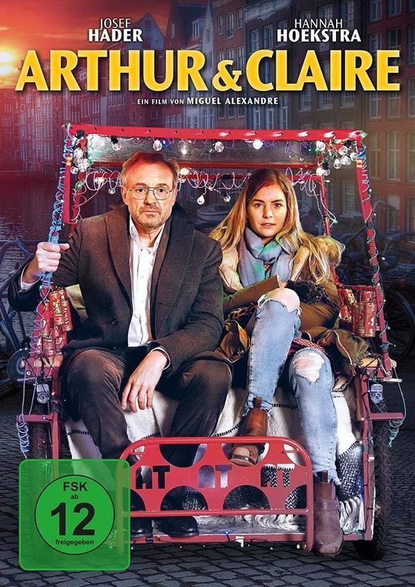 """Bittersüßes Leben: Wir verlosen zur Tragikomödie """"Arthur & Claire"""" eine DVD oder BD"""