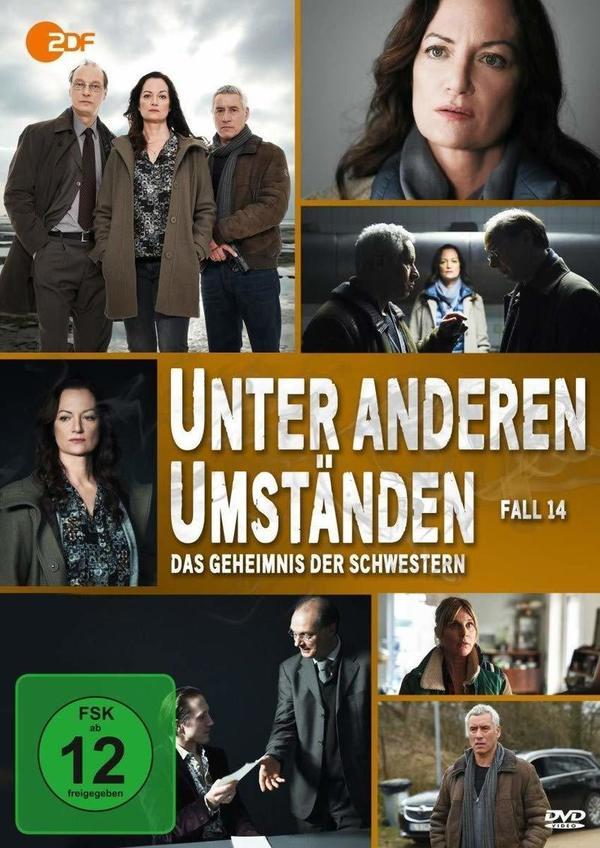 """Ein weiteres Verbrechen: Wir verlosen den spannenden Krimi-Fall """"Unter anderen Umständen: Das Geheimnis der Schwestern"""" auf DVD"""