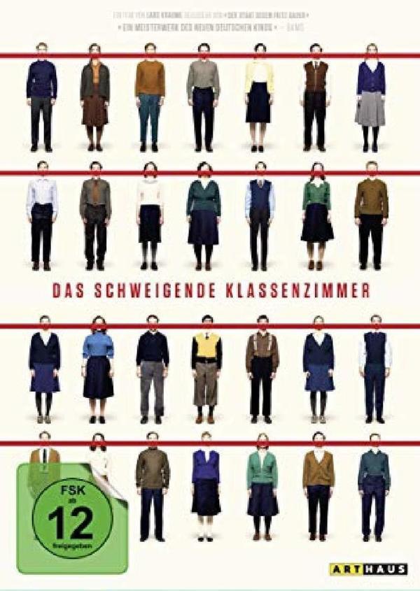 """Nach dem Roman von Dietrich Garstka: Wir verlosen zum eindringlichen Drama """"Das schweigende Klassenzimmer"""" eine DVD oder BD"""