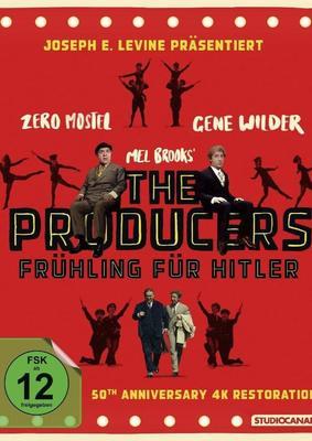 """Erfolg wider Willen: Wir verlosen den Klassiker """"The Producers - Frühling für Hitler"""" in der 50th Anniversary Edition"""