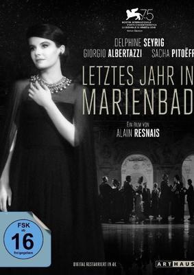 """Ein Mysterien der Filmgeschichte: Wir verlosen den Klassiker """"Letztes Jahr in Marienbad"""" in der Special Edition"""