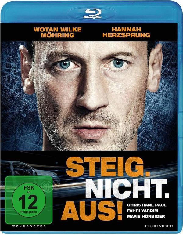 """Todesfalle Auto: Wir verlosen den Thriller """"Steig. Nicht. Aus!"""" auf BD"""