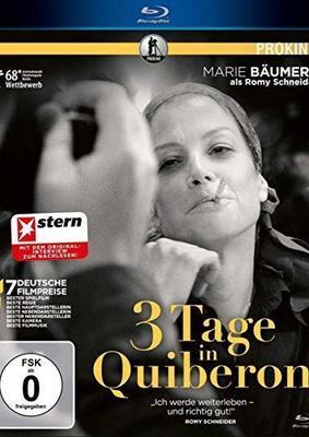 """Drama um Romy Schneider: Wir verlosen """"3 Tage in Quibéron"""" auf BD"""