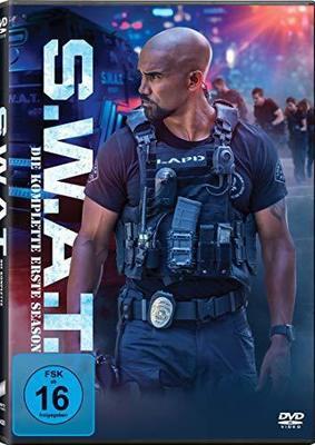 """Wir verlosen die erste Staffel """"S.W.A.T."""" mit """"Criminal Minds""""-Star Shemar Moore auf DVD"""