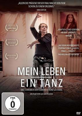"""Flamenco-Fever: Wir verlosen die Doku """"Mein Leben - Ein Tanz"""" auf DVD"""