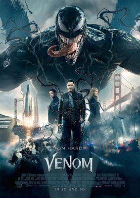 """Perfekter Antiheld: Zum Kinostart von """"Venom"""" mit Tom Hardy verlosen wir drei Fanpakete"""