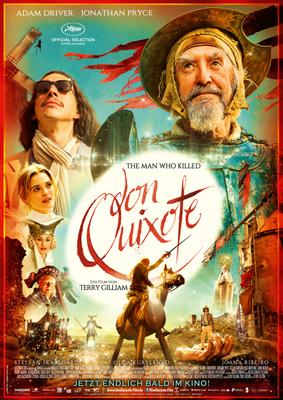 """Ein Kampf gegen Windmühlen: Zum Kinostart von """"The Man who Killed Don Quixote"""" verlosen wir ein tolles Fan-Paket"""