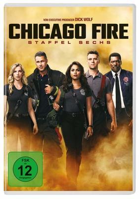 """Feuer und Flamme: Wir verlosen die sechste Staffel von """"Chicago Fire"""" auf DVD"""
