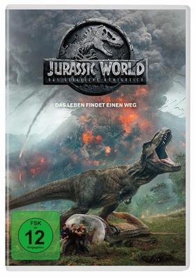 """Die Dinomania geht weiter: Wir verlosen """"Jurassic World: Das gefallene Königreich"""" auf DVD und BD"""