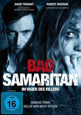 """Wir verlosen den Thriller """"Bad Samaritan - Im Visier des Killers"""" mit """"Broadchurch""""-Star David Tennant auf DVD und BD"""