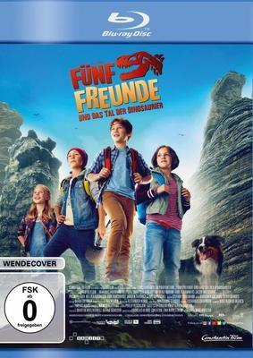 """Das nächste Abenteuer wartet: Wir verlosen drei Blu-rays von """"Fünf Freunde und das Tal der Dinosaurier"""""""