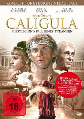 """Endlich ungekürzt: Wir verlosen den Kultfilm """"Caligula - Aufstieg und Fall eines Tyrannen"""" auf DVD"""