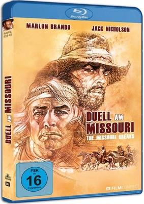"""Eine Kettenreaktion aus Grausamkeit und Gewalt: Wir verlosen den Westernklassiker """"Duell Am Missouri (The Missouri Breaks)"""" auf BD"""